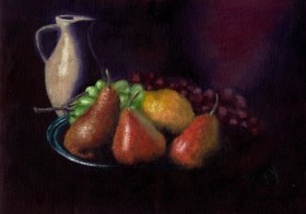 SOLD Still life – Centre Stage
