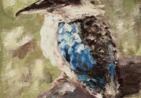 SOLD Mr Kookaburra Sir