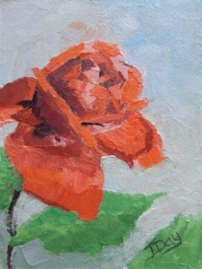'Val's Rose'