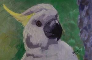 'You Lookin' At Me?' Daily Artwork No. 30